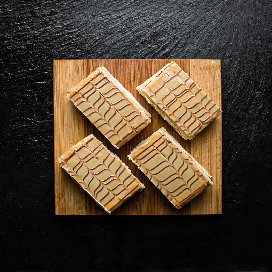 Custard Slice (Box Of 6)