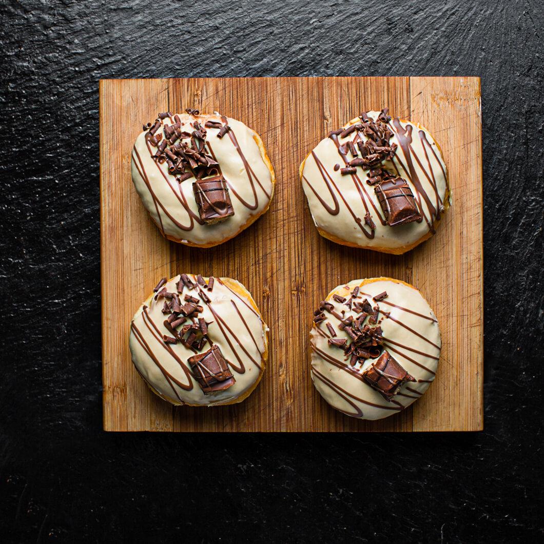 Kinder Bueno Donut (Box Of 6)