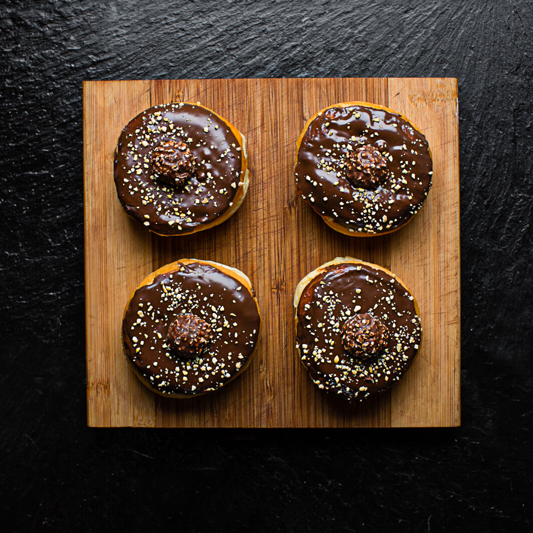 Ferrero Rocher Donut (Box Of 6)