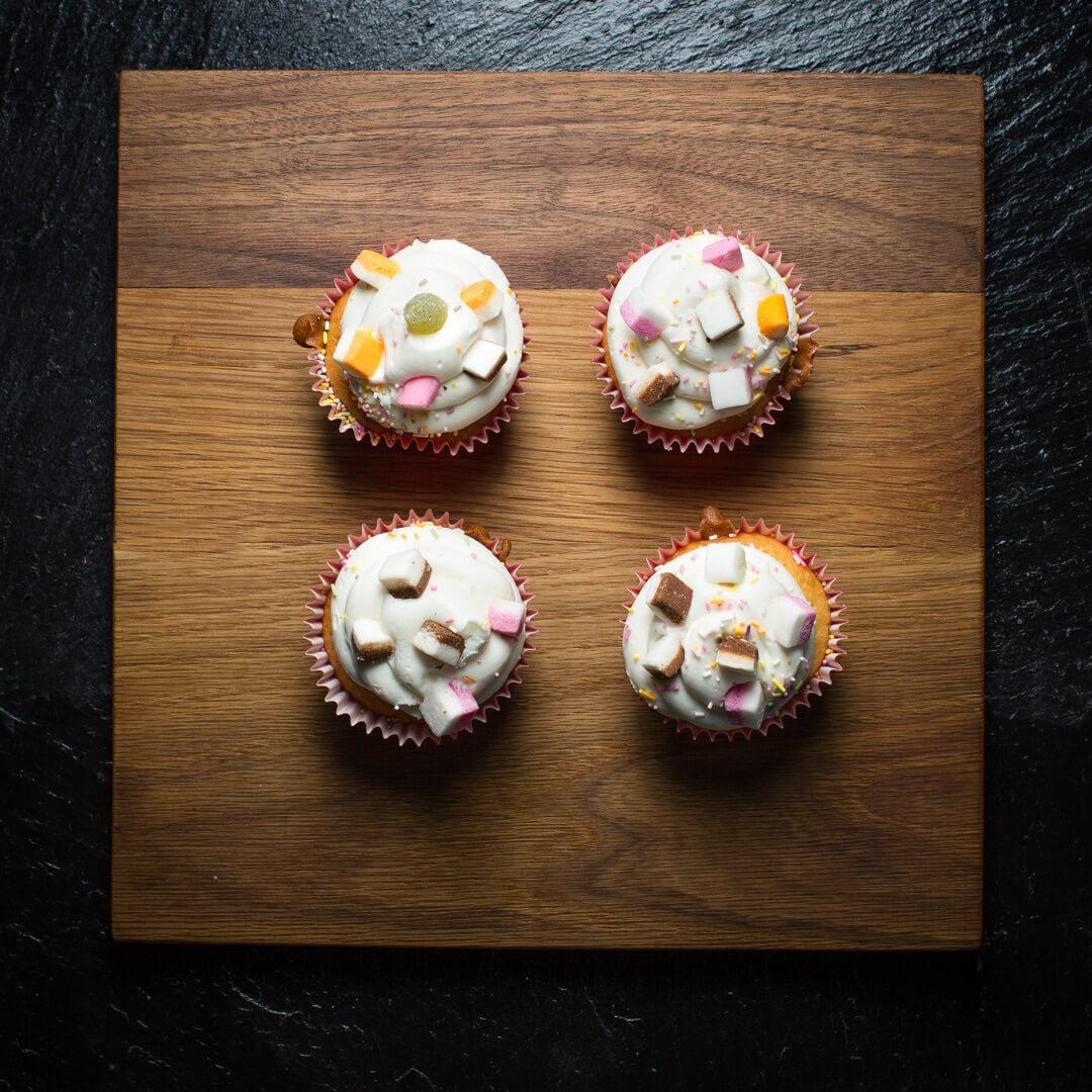Dolly Mixture Cupcake (Box Of 6)