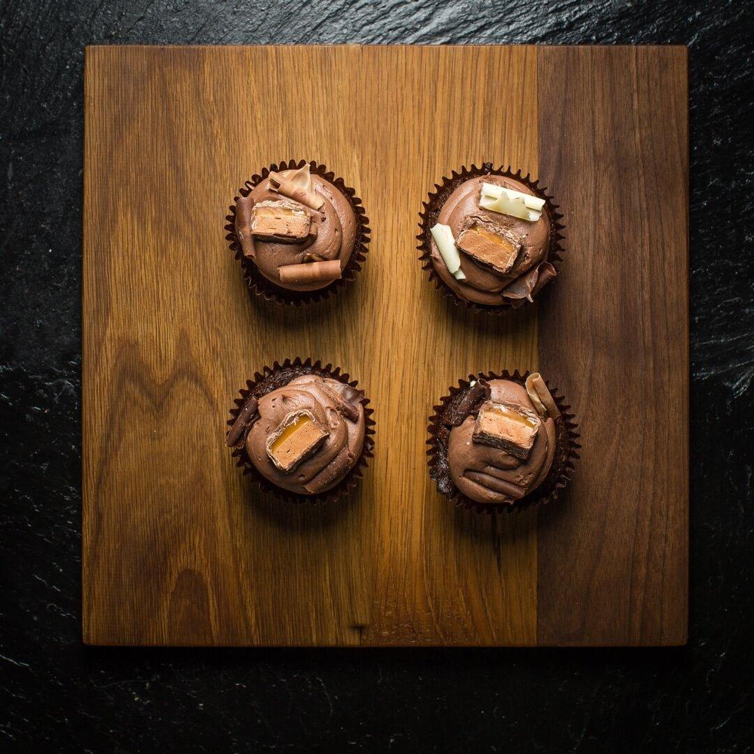 Mars Cupcake (Box Of 6)